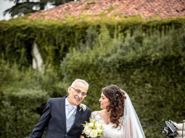 Il matrimonio di Stefano e Alice a Cantù, Como 9
