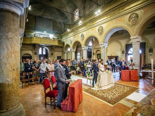 Il matrimonio di Stefano e Alice a Cantù, Como 11