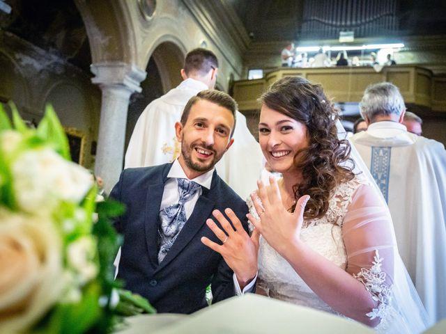 Il matrimonio di Stefano e Alice a Cantù, Como 16