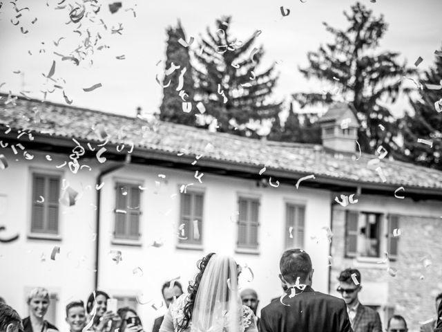 Il matrimonio di Stefano e Alice a Cantù, Como 17