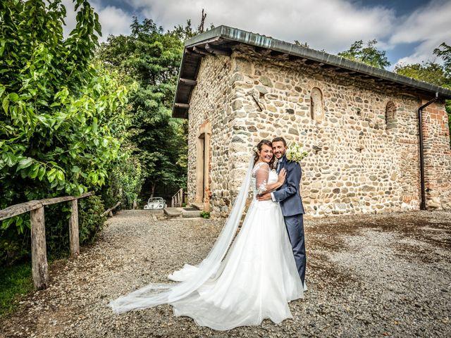 Il matrimonio di Stefano e Alice a Cantù, Como 22