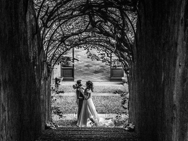 Il matrimonio di Stefano e Alice a Cantù, Como 26