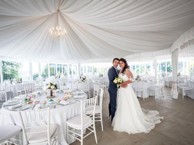 Il matrimonio di Stefano e Alice a Cantù, Como 27