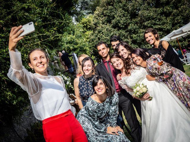Il matrimonio di Stefano e Alice a Cantù, Como 28