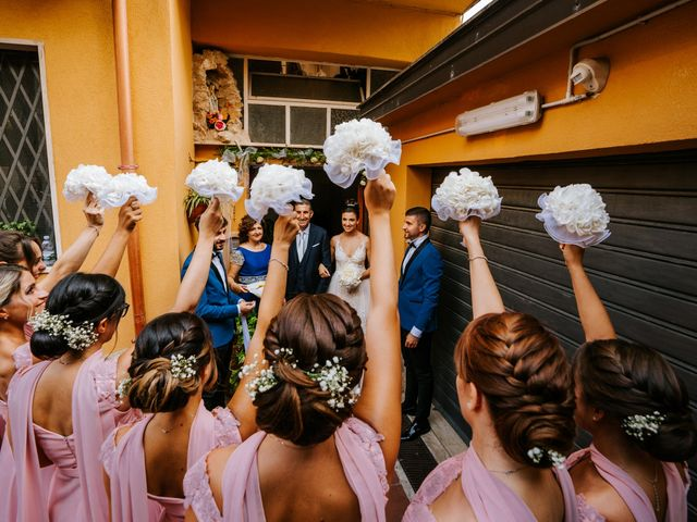 Il matrimonio di Maria Chiara e Matteo a Stilo, Reggio Calabria 34