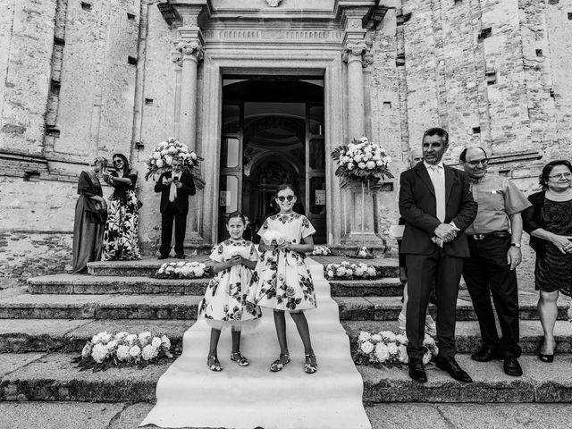 Il matrimonio di Maria Chiara e Matteo a Stilo, Reggio Calabria 36