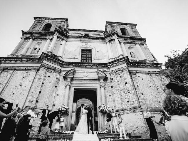 Il matrimonio di Maria Chiara e Matteo a Stilo, Reggio Calabria 41