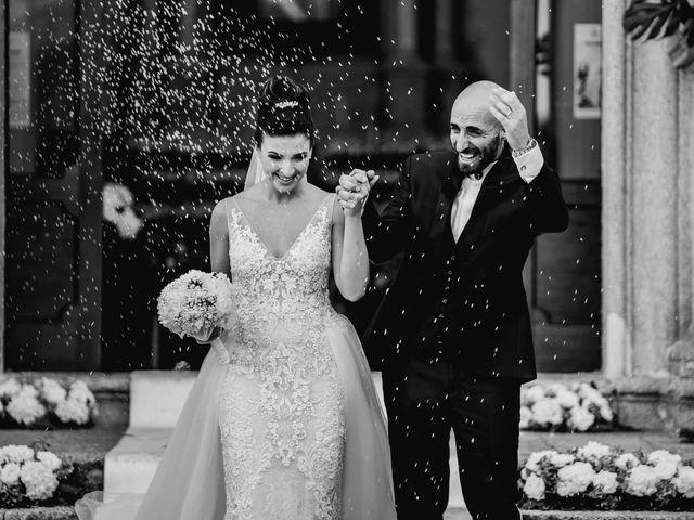 Le nozze di Matteo e Maria Chiara