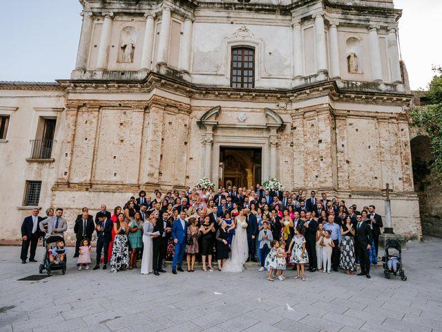 Il matrimonio di Maria Chiara e Matteo a Stilo, Reggio Calabria 42