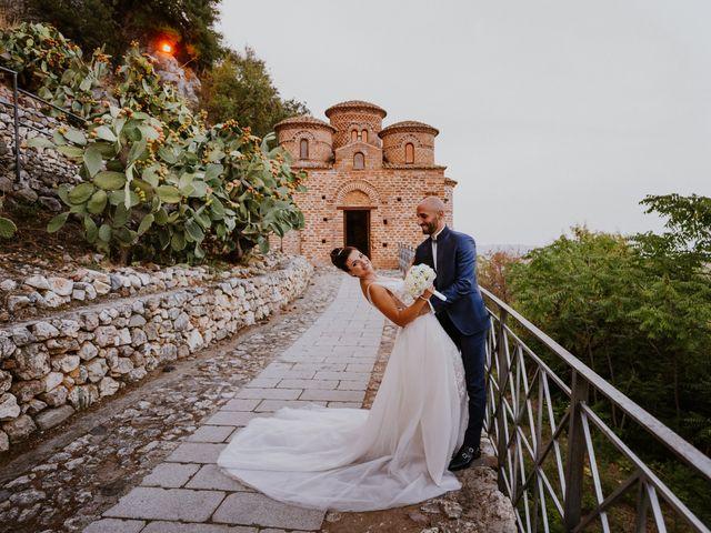 Il matrimonio di Maria Chiara e Matteo a Stilo, Reggio Calabria 44