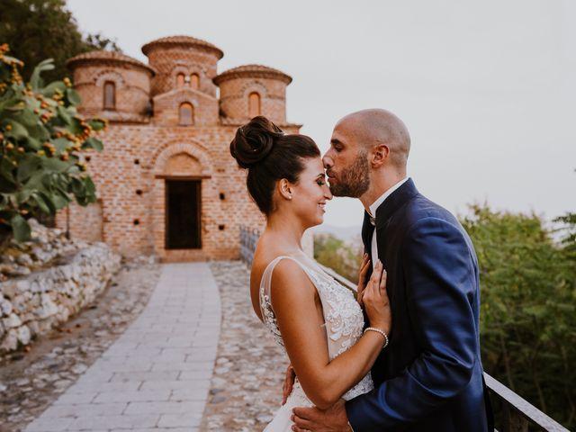 Il matrimonio di Maria Chiara e Matteo a Stilo, Reggio Calabria 45