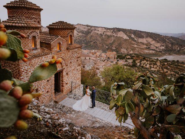 Il matrimonio di Maria Chiara e Matteo a Stilo, Reggio Calabria 46