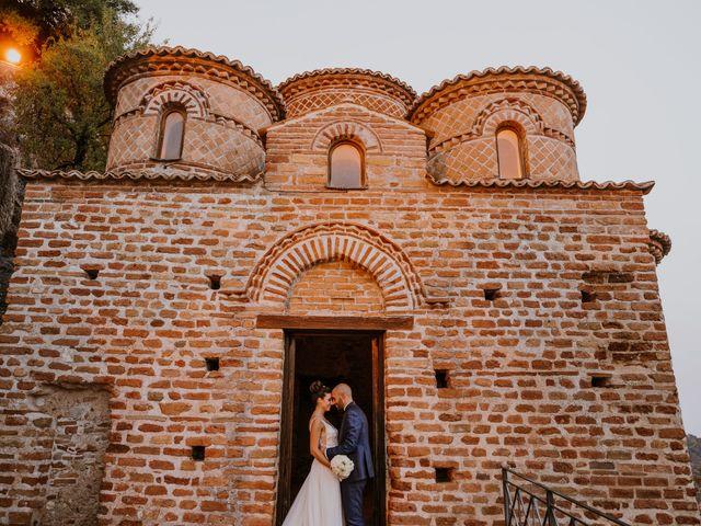 Il matrimonio di Maria Chiara e Matteo a Stilo, Reggio Calabria 50