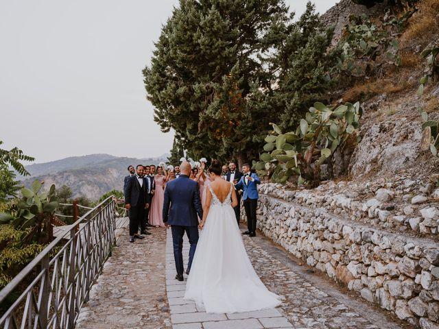 Il matrimonio di Maria Chiara e Matteo a Stilo, Reggio Calabria 52