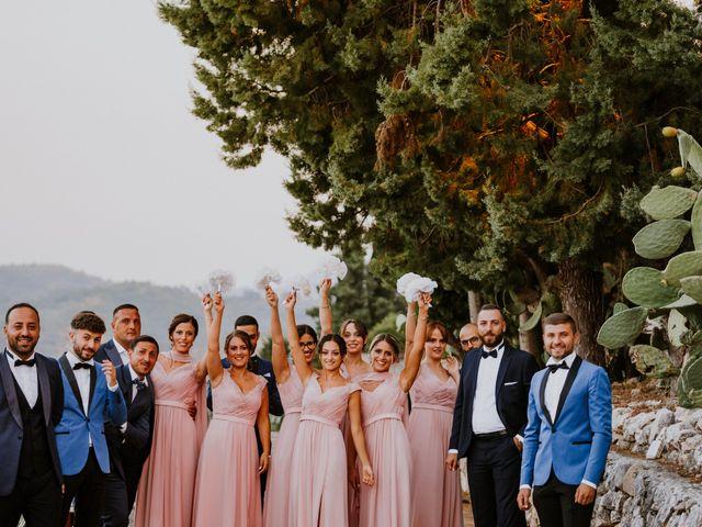 Il matrimonio di Maria Chiara e Matteo a Stilo, Reggio Calabria 54
