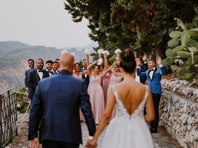 Il matrimonio di Maria Chiara e Matteo a Stilo, Reggio Calabria 55