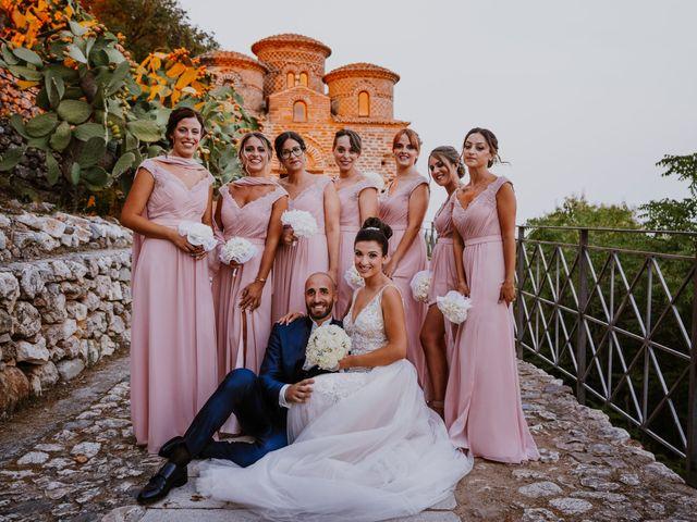 Il matrimonio di Maria Chiara e Matteo a Stilo, Reggio Calabria 57