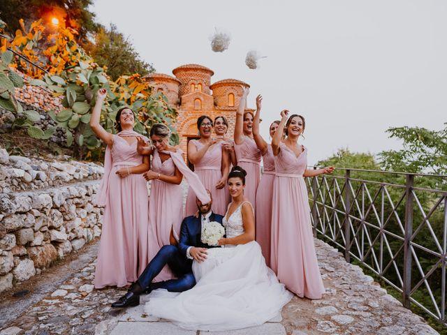Il matrimonio di Maria Chiara e Matteo a Stilo, Reggio Calabria 58