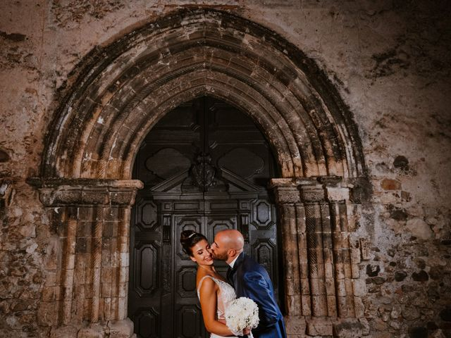 Il matrimonio di Maria Chiara e Matteo a Stilo, Reggio Calabria 59