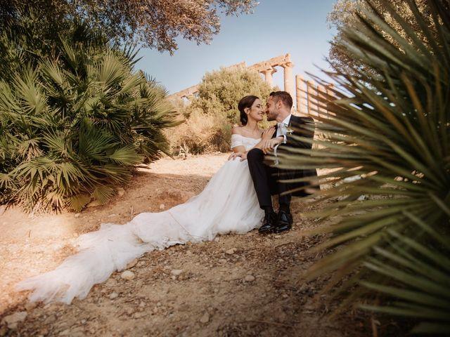 Il matrimonio di Gaspare e Angelisa a Naro, Agrigento 14