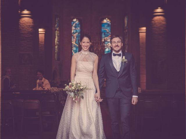 le nozze di Alberta e Nicola