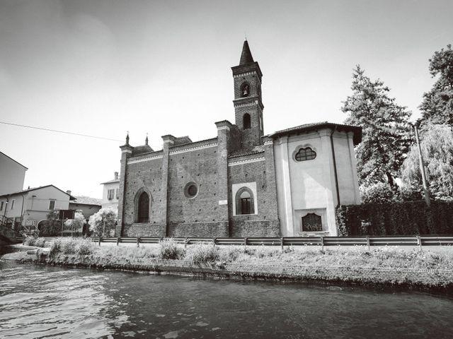 Il matrimonio di Giuseppe e Micaela a Certosa di Pavia, Pavia 13