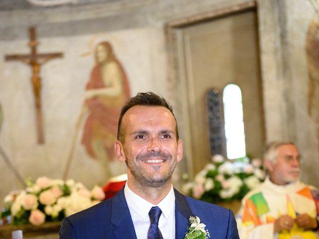 Il matrimonio di Giuseppe e Micaela a Certosa di Pavia, Pavia 14