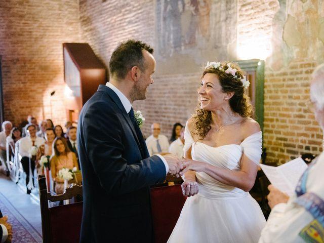 Il matrimonio di Giuseppe e Micaela a Certosa di Pavia, Pavia 16