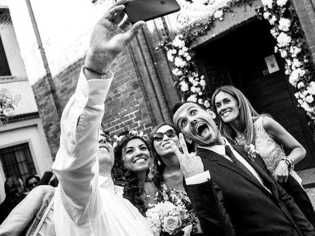 Il matrimonio di Giuseppe e Micaela a Certosa di Pavia, Pavia 20