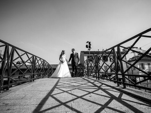 Il matrimonio di Giuseppe e Micaela a Certosa di Pavia, Pavia 22