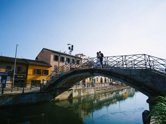 Il matrimonio di Giuseppe e Micaela a Certosa di Pavia, Pavia 23