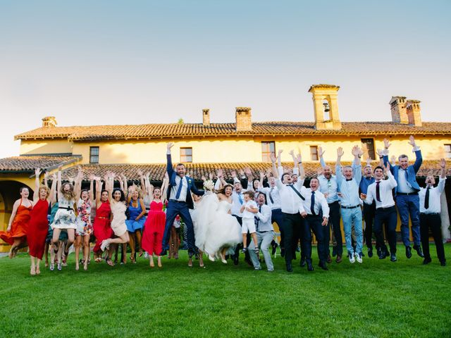 Il matrimonio di Giuseppe e Micaela a Certosa di Pavia, Pavia 24