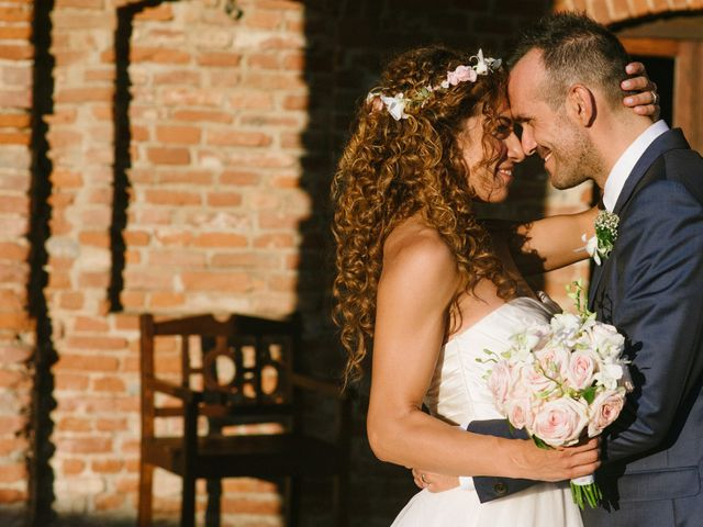 Il matrimonio di Giuseppe e Micaela a Certosa di Pavia, Pavia 26