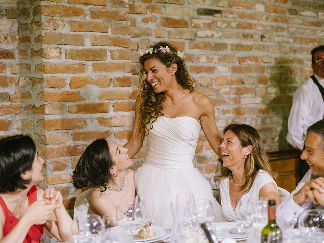 Il matrimonio di Giuseppe e Micaela a Certosa di Pavia, Pavia 28