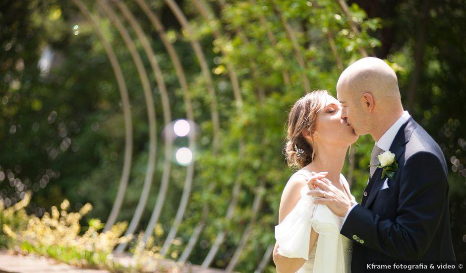 Il matrimonio di Andrea e Elisa a Rimini, Rimini