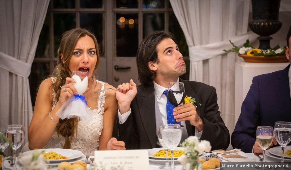 Il matrimonio di Luis e Anna a Napoli, Napoli