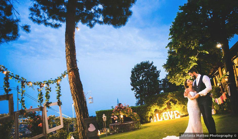 Il matrimonio di Daniele e Monica a Grumello del Monte, Bergamo