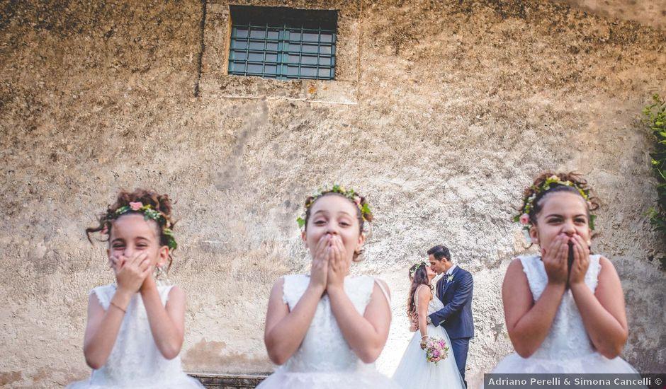 Il matrimonio di Andrea e Bruna a Carlentini, Siracusa