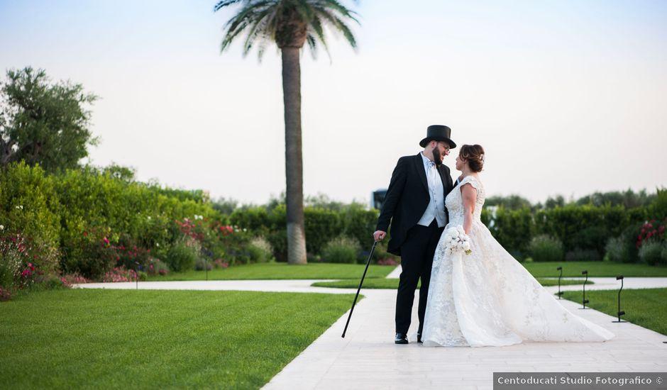 Il matrimonio di Giuseppe e Lucia a Andria, Bari