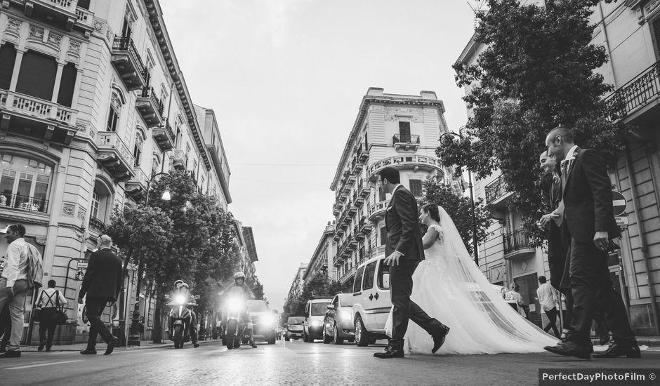 Il matrimonio di Riccardo e Eliana a Palermo, Palermo