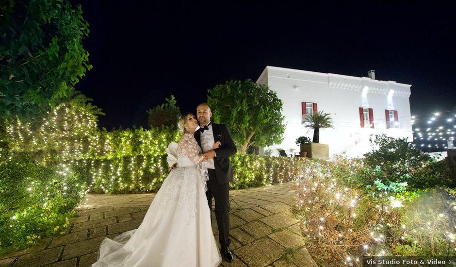 Il matrimonio di Alessandro e Anna Maria a Ceglie Messapica, Brindisi