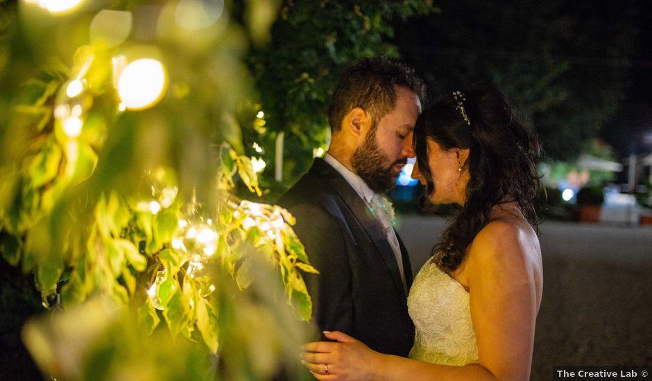 Il matrimonio di Giuliano e Giulia a Vigone, Torino