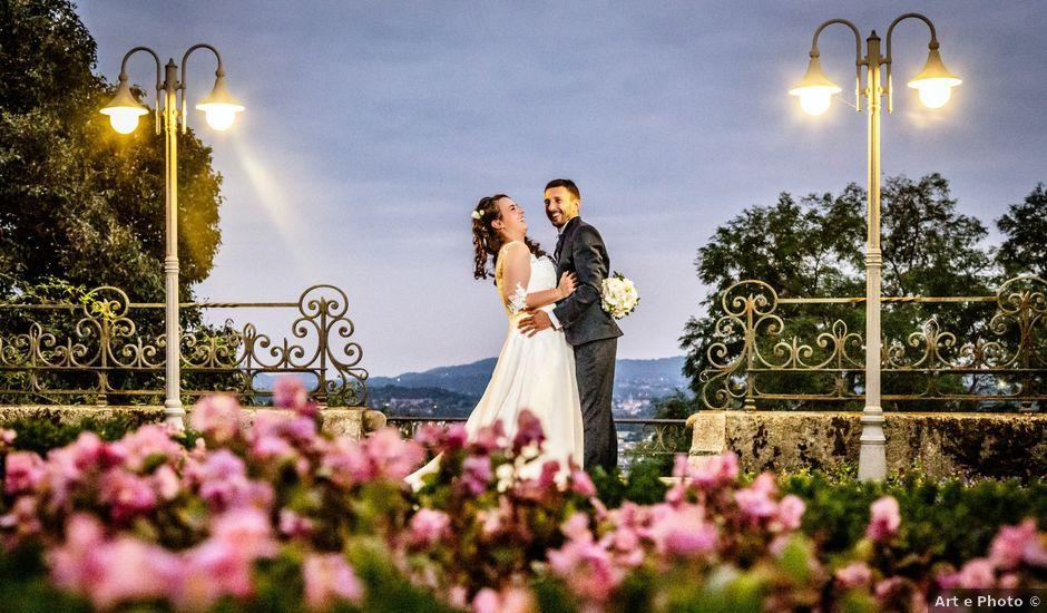 Il matrimonio di Stefano e Alice a Cantù, Como