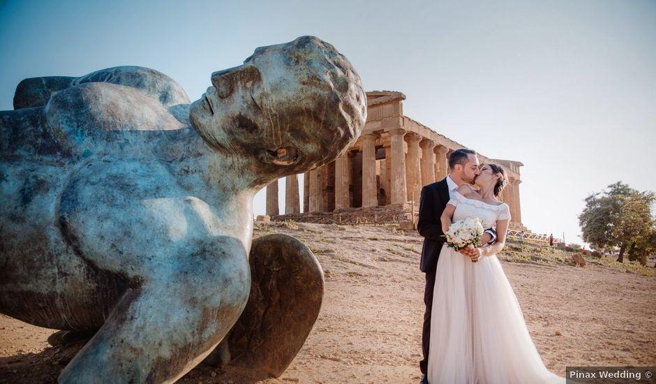 Il matrimonio di Gaspare e Angelisa a Naro, Agrigento