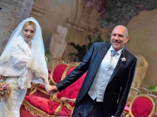Le nozze di Patrizia e Paolo
