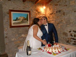 Le nozze di Alessia e Gianpiero