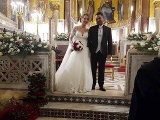 Le nozze di Tanya e Andrea 1
