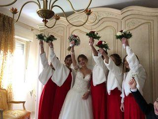 Le nozze di Tanya e Andrea 2