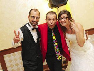 Le nozze di Mafalda e Paolo