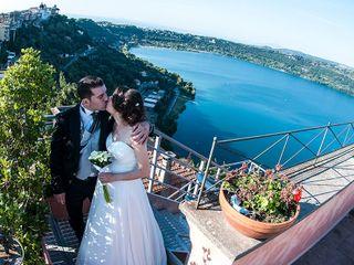 Le nozze di Laura e Massimo